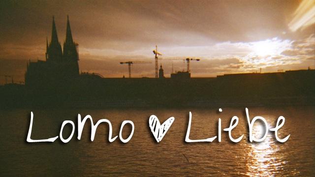 Lomo Liebe - Köln analog und ein geiler Sonnenuntergang (Lomography)