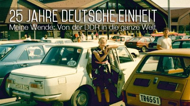 Deutsche Einheit | Meine Wende: Von der DDR in die ganze Welt - damals in Ungarn