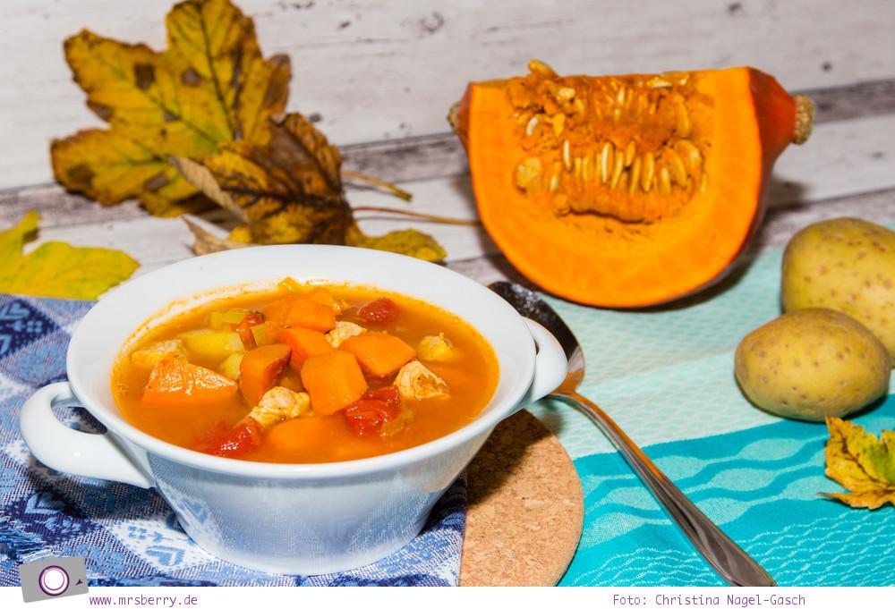 Herbst Rezept deftiger KürbisEintopf