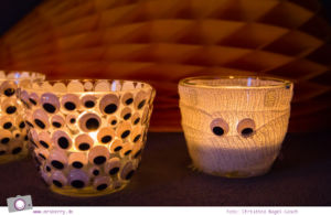 DIY Halloween Dekoration - Sweet Table