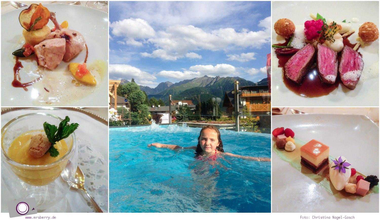 Sommer in Tirol: Serfaus mit Kind - SPA & Kulinarik im Wellnesshotel Cervosa