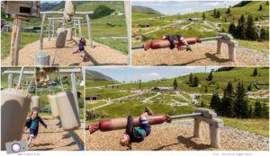 Tirol mit Kind: Sommer in Serfaus - Murmliwasser Spielpark