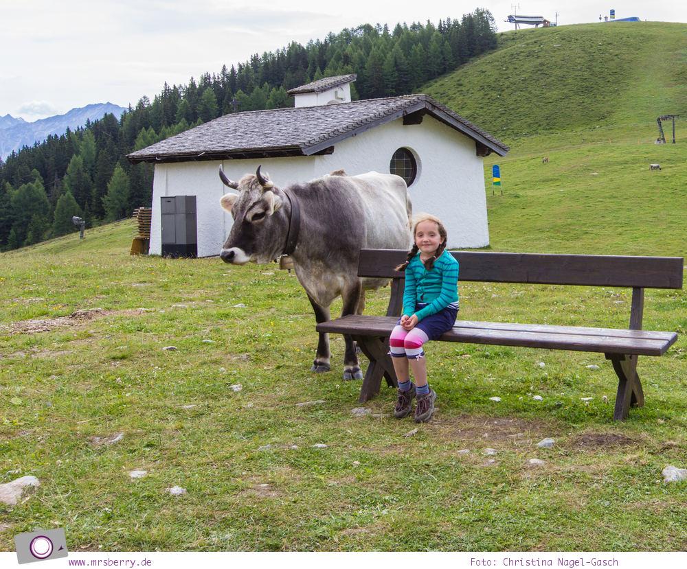 Sommer in Tirol: Serfaus mit Kind - Murmliwasser Spielpark