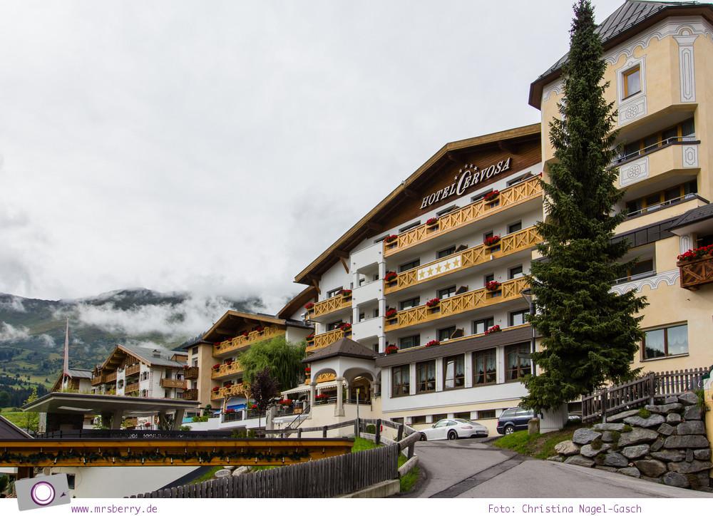Sommer in Tirol: Serfaus mit Kind - Wellnesshotel Cervosa