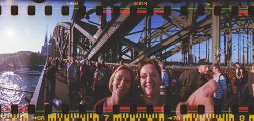 Analoge Fotografie: Köln 360 Grad + Sightseeing Tipps
