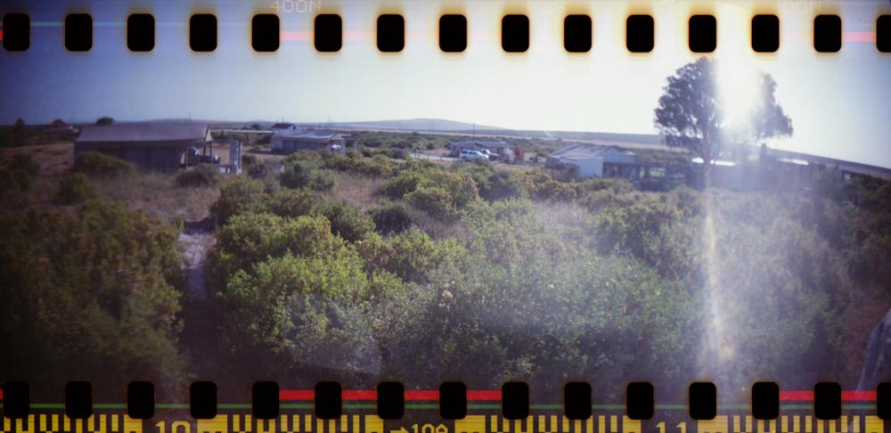 Lomography: mit der Sprocket Rocket in Südafrika - Verkrümmung