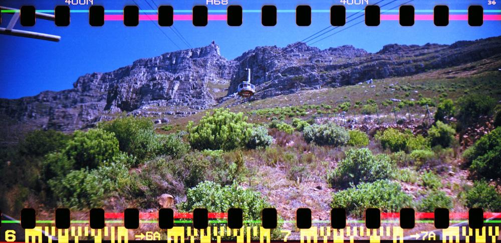 Lomography: mit der Sprocket Rocket in Südafrika - Bezugspunkte und Schärfentiefe