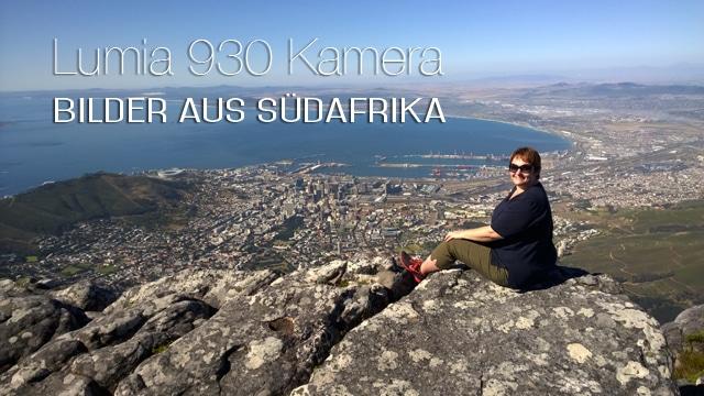 Südafrika per Instagram - Bilder mit der Nokia Lumia 930 Kamera