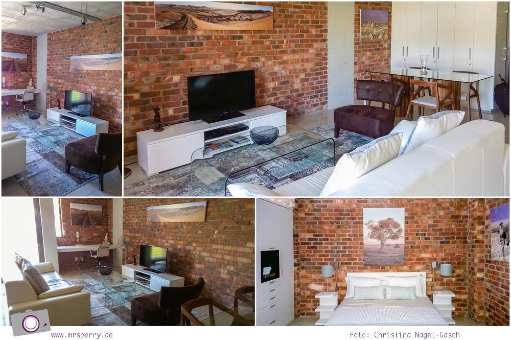 Südafrika: Sightseeing in Kapstadt - AirBnB Appartement