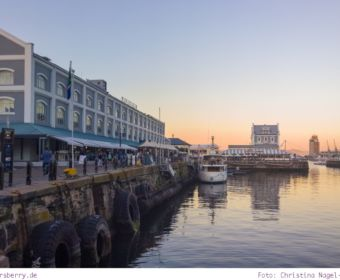 Südafrika: Sightseeing in Kapstadt - V&A Waterfront