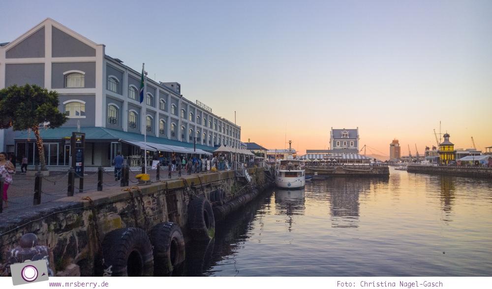 Südafrika: Sightseeing in Kapstadt - V&A Waterfront