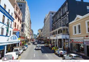 Südafrika: Sightseeing in Kapstadt