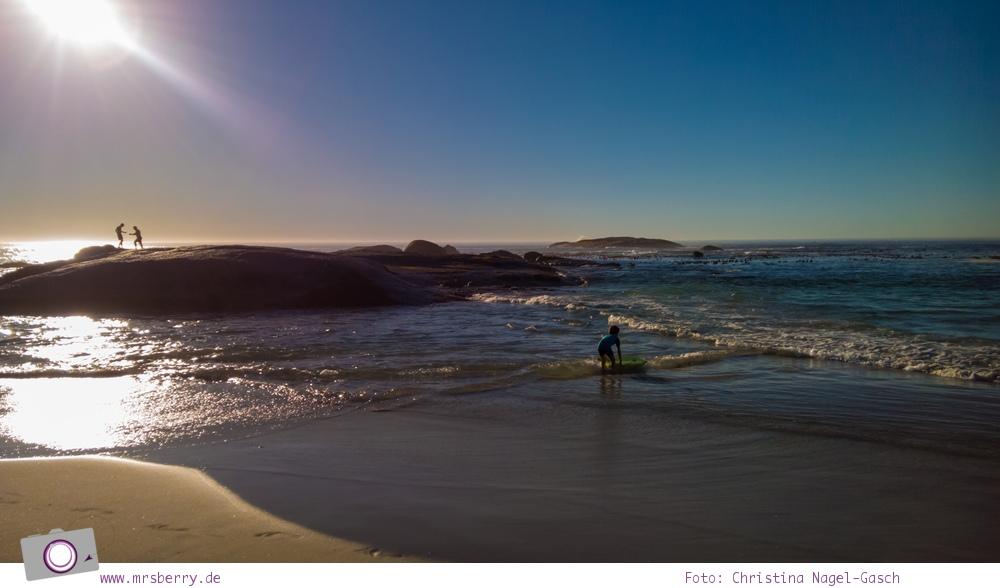 Südafrika: Sightseeing in Kapstadt - Camps Bay