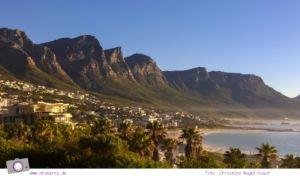 Südafrika: Sightseeing in Kapstadt - Twelve Apostles