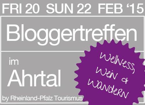 Einladung zum Bloggertreffen im Ahrtal – Save the Date