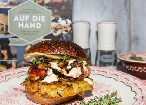 Buch Tipp: Auf die Hand – die neue Generation von Streetfood und Fast Food