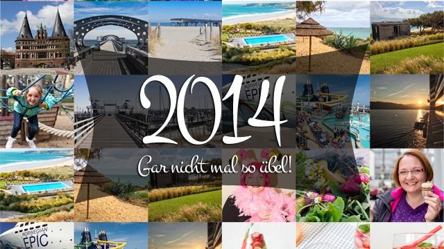 MrsBerry Jahresrückblick 2014 - Januar bis Juni - Teil 1
