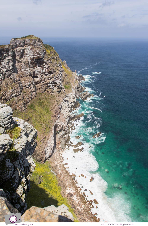 Südafrika: am alten Leuchtturm von Cape Point