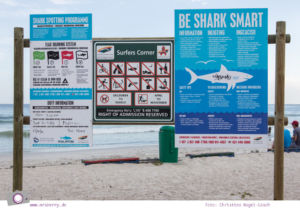 Südafrika: Surfers Corner in Muizenberg