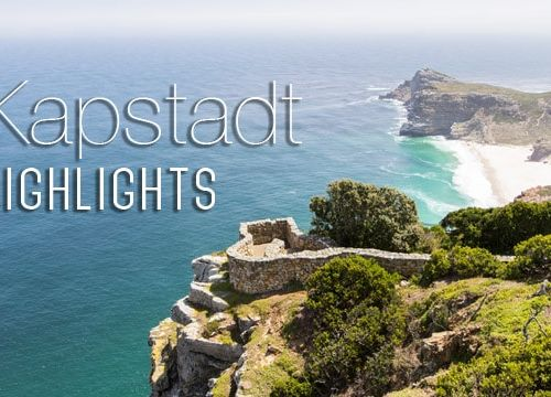 Südafrika #3: mit dem privat Guide durch Kapstadt