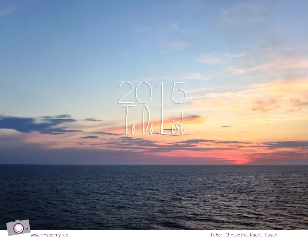 MrsBerry To Do List 2015