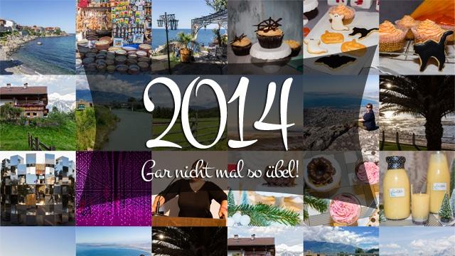 MrsBerry Jahresrückblick 2014 - Juli bis Dezember - Teil 2