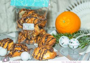 Rezept Orangen-Kokos-Makronen