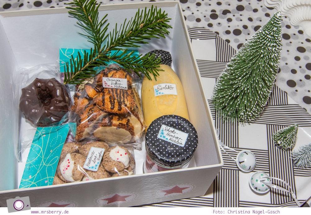 PAMK: Post aus meiner Küche - das Paket für meine Tauschpartnerin
