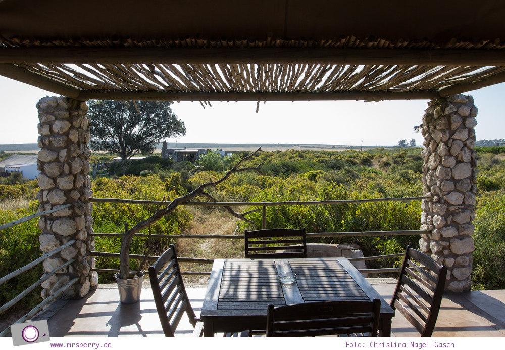 Südafrika Westkap - Glamping in der Thali Thali Game Lodge