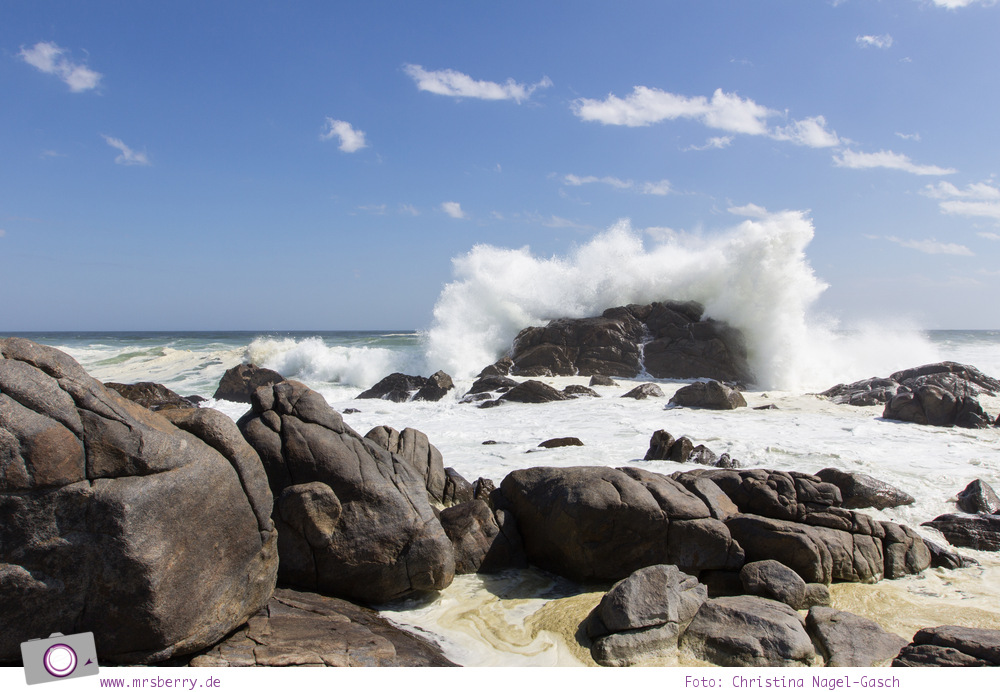 Südafrika (Western Cape): Rock Shores im West Coast National Park