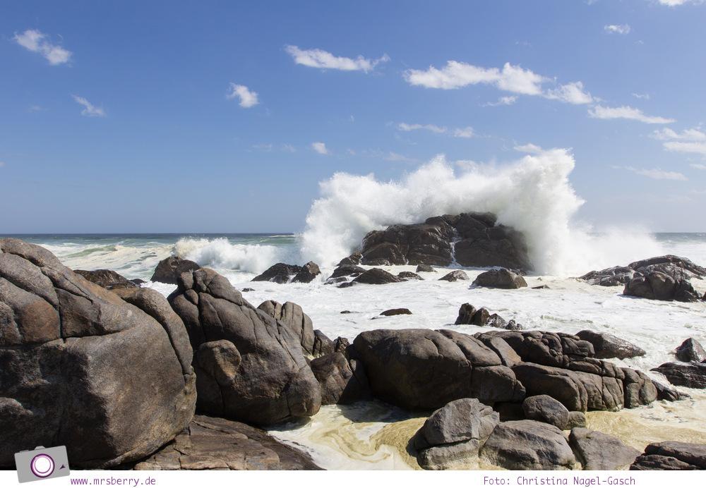 Südafrika (Western Cape): Rock Shores im West Coast National Park