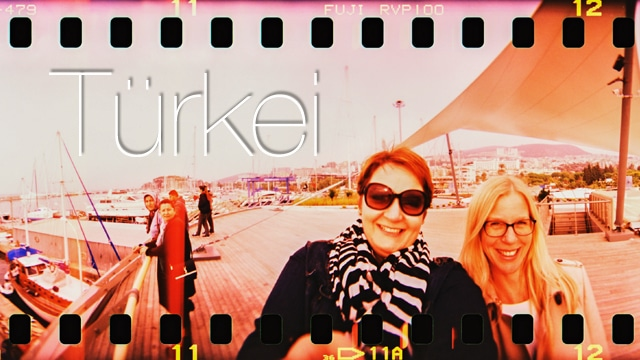 Lomography mit der Spinner 360 Grad in der Türkei