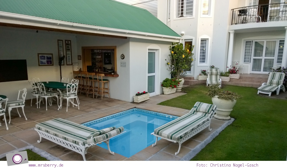 Südafrika: Gordons Bay - Gordons Beach Lodge