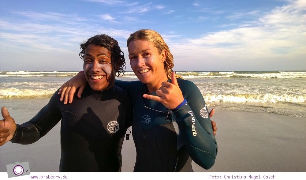 Südafrika: Surfen rund um Kapstadt