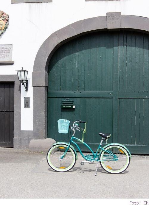 I proudly present my new Bike oder Spontanliebe für den Electra Beachcruiser