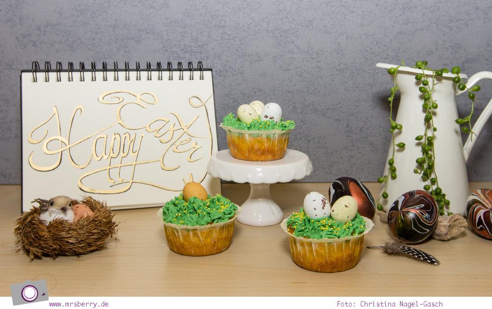 Rezept Carrot Cupcakes mit Mascarpone Cream Cheese Frosting