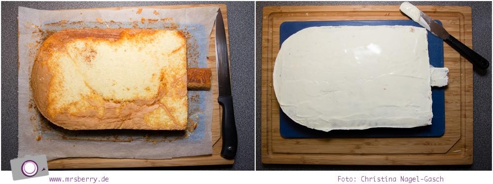 Eis am Stiel Kuchen zum Kindergeburtstag