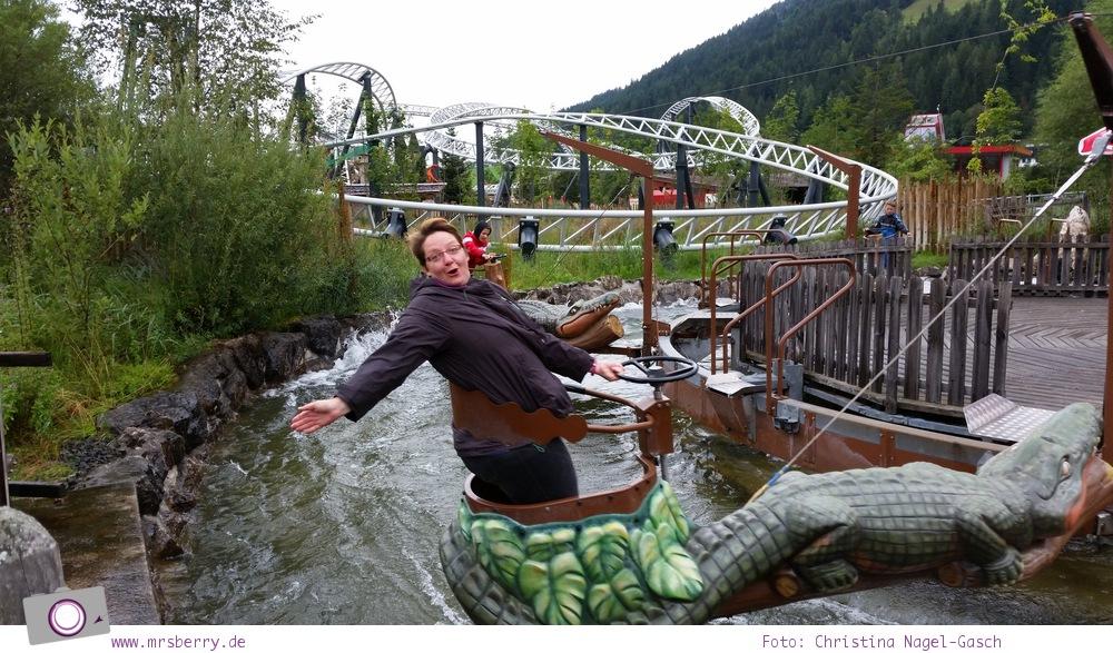 Familienurlaub im PillerseeTal: Freizeitpark Familienland