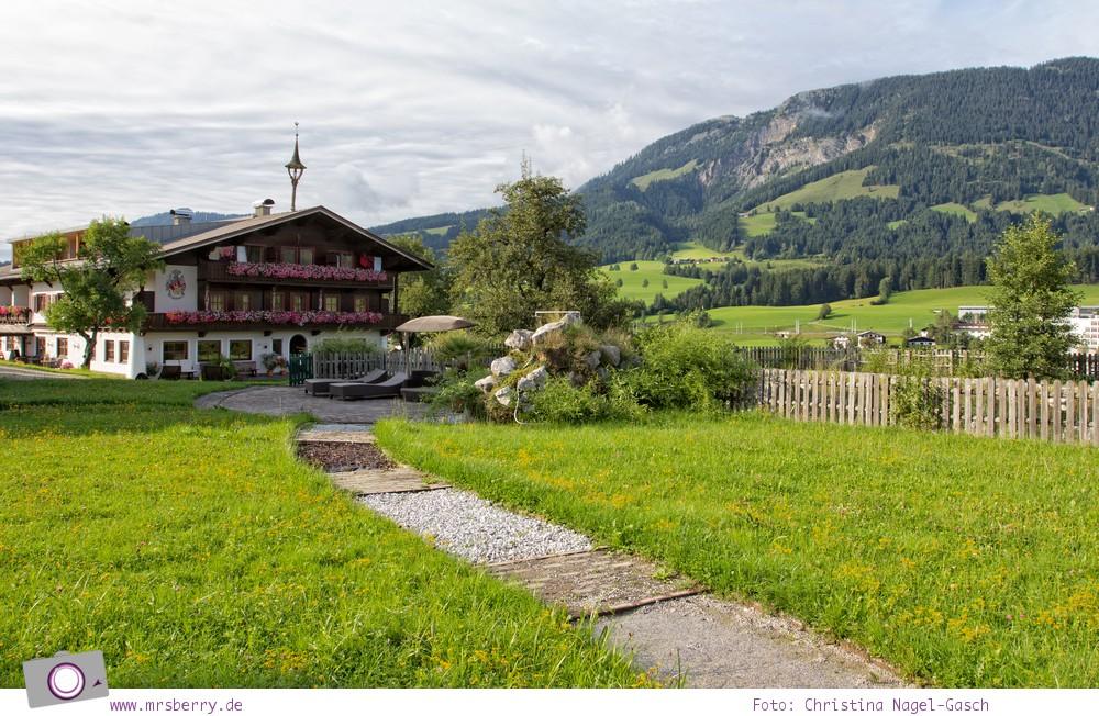 Familienurlaub im PillerseeTal: familienfreundlicher Gasthof Grosslehen