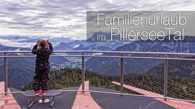 Familienurlaub im PillerseeTal: Triassic Park auf der Steinplatte Waidring