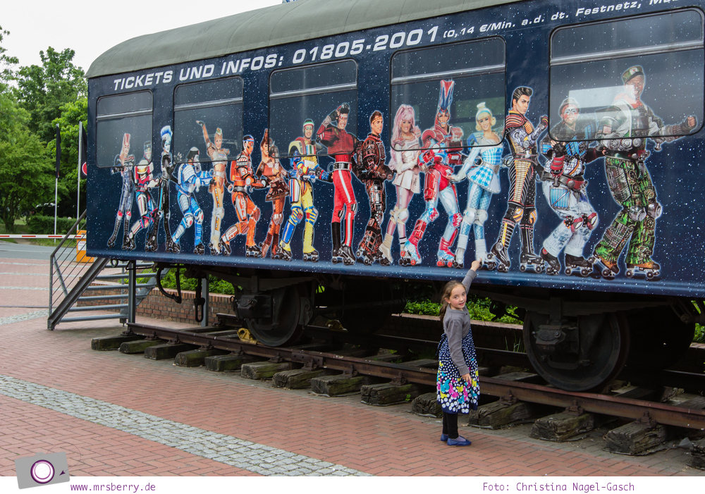 Musical für Kinder: Starlight Express in Bochum