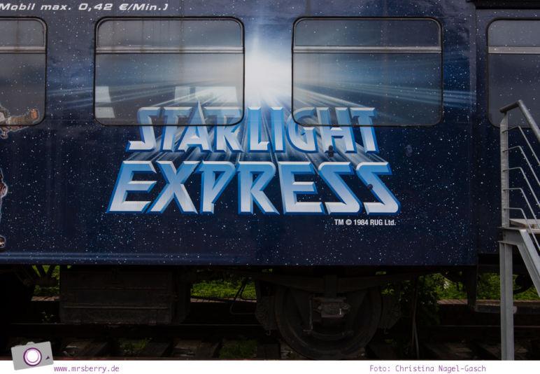 Musical für Kinder: Starlight Express in Bochum