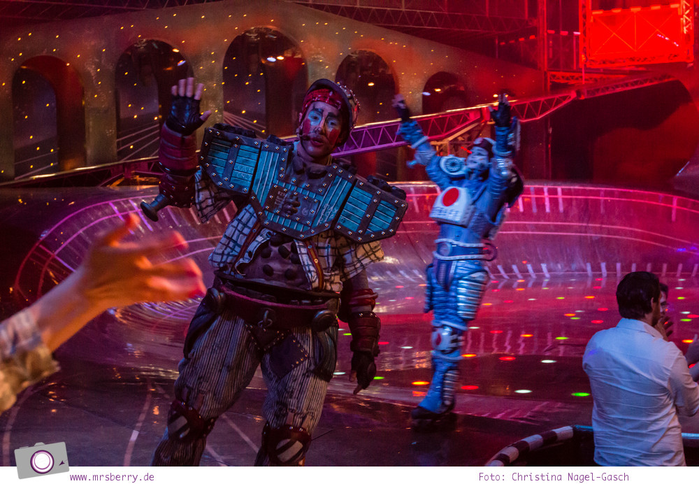 Musical für Kinder: Starlight Express in Bochum - Dustin, der Eisenerztender