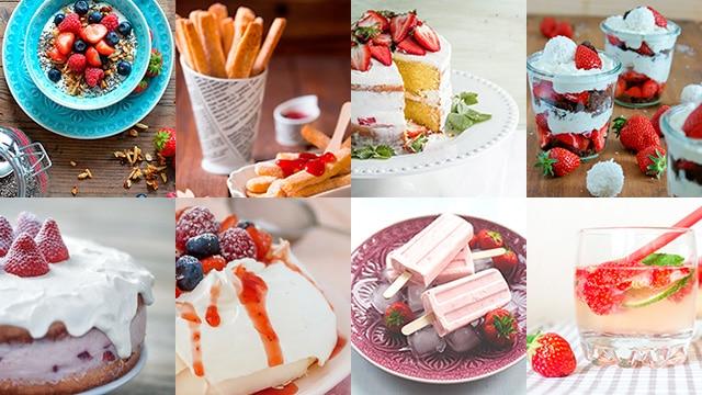 Leckere Rezepte mit Erdbeeren - meine Lieblingsrezepte von Bloggern