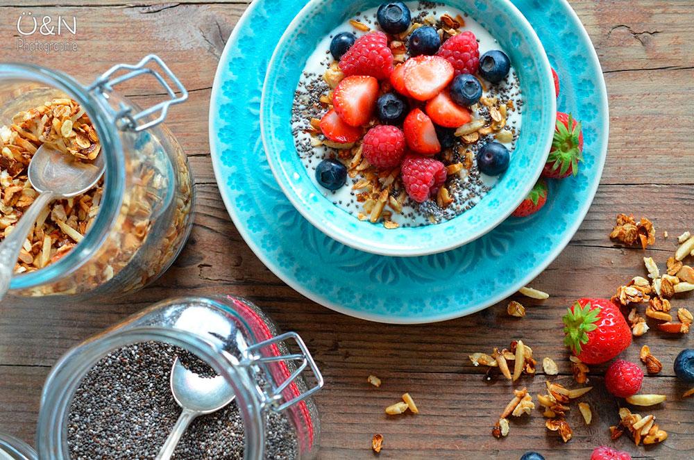 Überall & Nirgendwo: Rezept für Good-Morning-Müsli