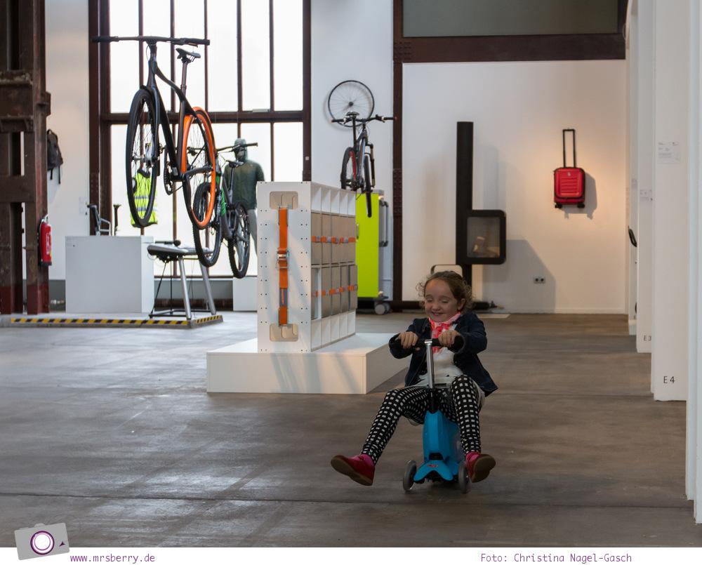 Ausflugsziele in NRW: Essen mit Kindern erleben - Red Dot Design Museum