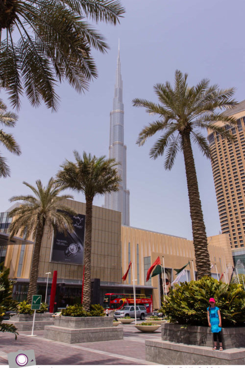 Dubai: Burj Khalifa – die höchste Aussichtsplattform der Welt