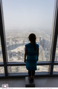 Dubai Reisetipps: Burj Khalifa - Besuch der höchsten Aussichtsplattform der Welt