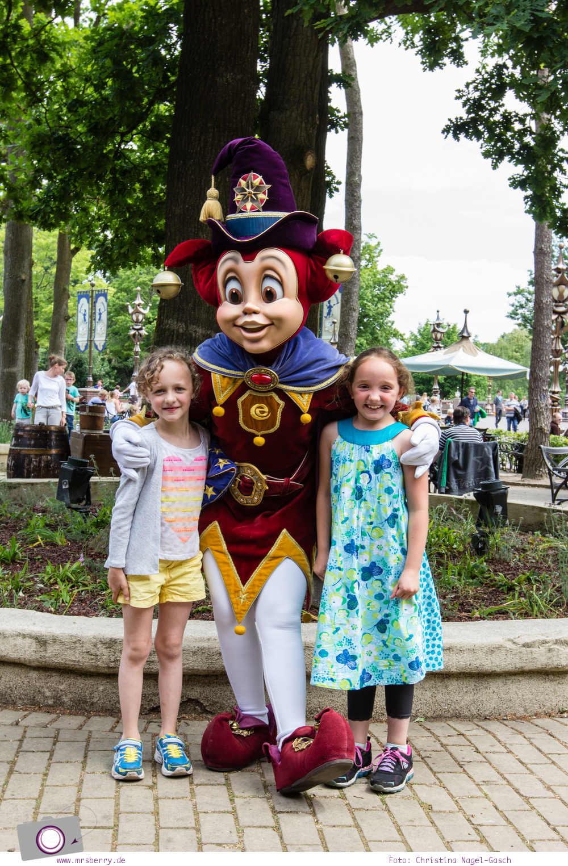 Familienurlaub im Ferienpark und Freizeitpark Efteling