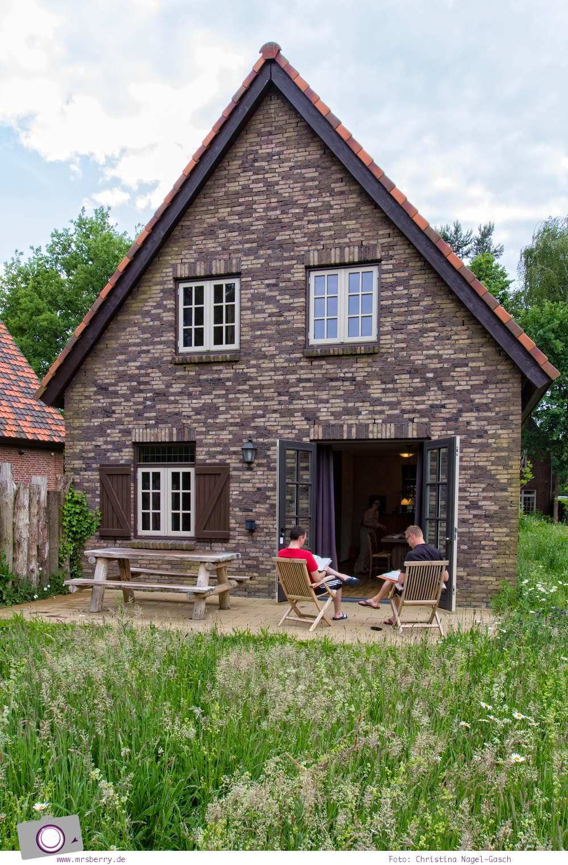Familienurlaub im Ferienpark und Freizeitpark Efteling: 6 Personen Forsthaus in Efteling Bosrijk